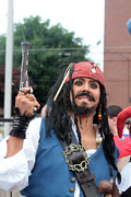 Owensboro Kentucky Prints - Captain Jack Sparrow 2 Print by Dwight Cook