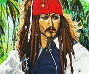 Edward Pebworth - Captain Jack Sparrow