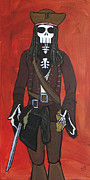 Jack Sparrow Originals - Captain Jack Sparrow by Tina McCurdy