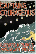 Courageous Posters - Captains Courageous Poster by Granger