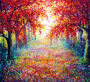 Kinkade Prints - Captivate Print by Ann Marie Bone