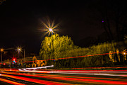Dawn OConnor - Car Light Trails