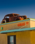 Philip Chiu - Car on Roof