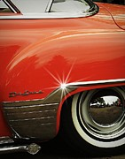 Polished Paint Framed Prints - Car Show Ready Framed Print by Sherri Robinson