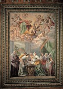 Nativity Framed Prints - Caracciolo Giovanni Battista Know Framed Print by Everett