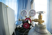 Carbon Dioxide Incubator Print by Science Photo Library