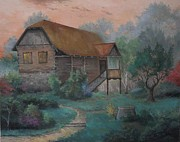 Anselmo Softic - Cardak Village house