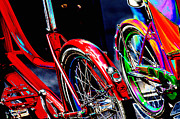 Erik Daugaard Metal Prints - Cargobike Carnival Metal Print by Erik Daugaard