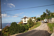 Caribbean Cruise - Dominica - 121230 Print by DC Photographer