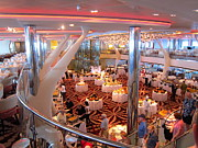 On Framed Prints - Caribbean Cruise - On Board Ship - 121270 Framed Print by DC Photographer
