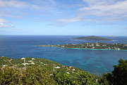St Photo Prints - Caribbean Cruise - St Thomas - 1212227 Print by DC Photographer