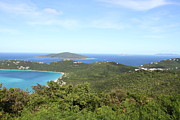 Caribbean Cruise - St Thomas - 1212240 Print by DC Photographer