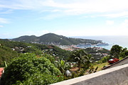 Saint Metal Prints - Caribbean Cruise - St Thomas - 1212264 Metal Print by DC Photographer