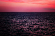 Most Metal Prints - Caribbean Sunset Metal Print by Kim Fearheiley