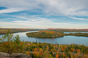 Northwoods Photos - Caribou Lake II  by Shane Mossman