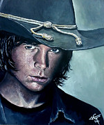 Tom Carlton - Carl Grimes