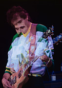 Concert Photos Art - Carlos Santana at The Berkeley Greek Theater  by Daniel Larsen