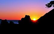 Susan Wiedmann - Carmel Sunset