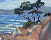 Suzanne Elliott - Carmel View from Point...