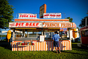 Sign Photos - Carnival Concession Stand by Amy Cicconi