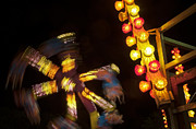 Bulbs Photos - Carnival Fun by Scott Norris