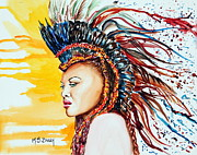 Exotic Originals - Carnival Queen by Maria Barry