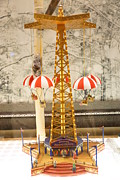 Miniature Photo Originals - Carnival Rides Miniature Model  by Adrian Santos