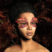 Carnivale Print by Maynard Ellis