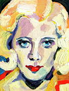 Ginette Callaway - Carol Lombard Famous Faces