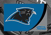 Carolina Panthers Print by Joe Hamilton