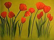 Carol Sweetwood - Carolina Tulips