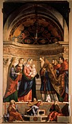Adoration Prints - Carpaccio Vittore, Presentation Print by Everett