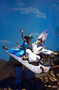 Aladdin Photos - Carpet Ride by Ryan Crane
