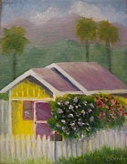 Candace Doub - Carpinteria Cottage