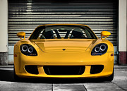 Supercar Art - Carrera GT by Douglas Pittman