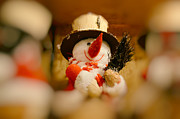 Christmas Market Photos - Carrot Nose by Sabine Jacobs
