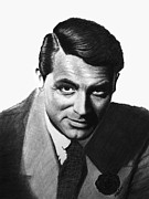 Cary Framed Prints - Cary Grant Framed Print by Loredana Buford