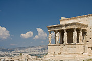Unesco Photos - Caryatids by Gabriela Insuratelu