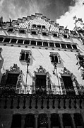 Discord Prints - casa amatller modernisme style building in Barcelona Catalonia Spain Print by Joe Fox