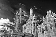 Guy Whiteley Photography Prints - Casa Loma 1258b Print by Guy Whiteley