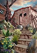 Casa Tijuana Print by Ronald Chambers