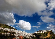 Casares Metal Prints - Casares in March Metal Print by Piet Scholten