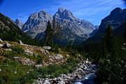 Raymond Salani III - Cascade Canyon