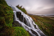 Long Exposure Art - Cascade by Matt  Trimble