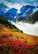Inge Johnsson - Cascade Pass Peaks