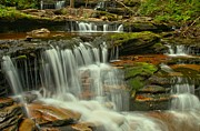 Adam Jewell - Cascading Everywhere At Ricketts Glen