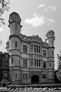 Leonard Photos - Case Western Reserve University Mather Memorial Building by University Icons