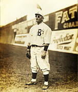 Baseball Uniform Prints - Casey Stengel Print by The  Vault