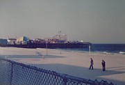 Jetstar Photos - Casino Pier Seaside Heights NJ by Joann Renner