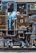 Kathleen K Parker - Cass Railroad Engineer